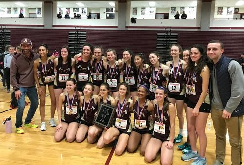 Post image for This week in sports: Girls Track Central MA Champs
