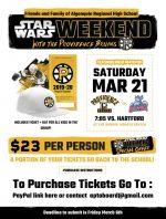 Providence Bruins APTO flyer