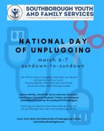 Untitled National Day of Unplugging