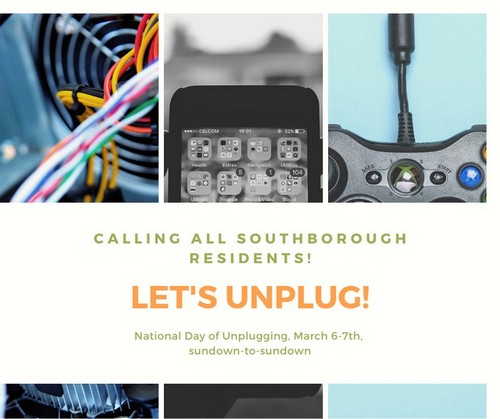 Post image for Are you unplugging? National Day of Unplugging sundown tonight to tomorrow