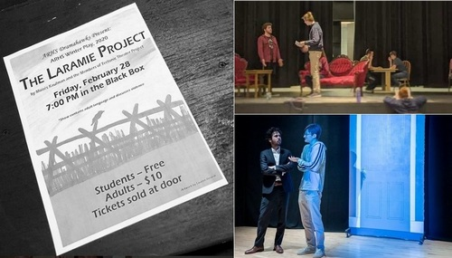 Post image for Dramahawks tackling The Laramie Project and hosting mini theater festival