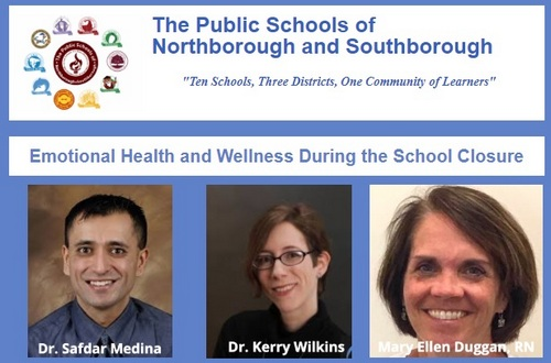 """Post image for District offers advice on """"Emotional Health and Wellness During the School Closure"""""""