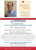 The Upward Spiral flyer