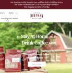 Red Barn Coffee market