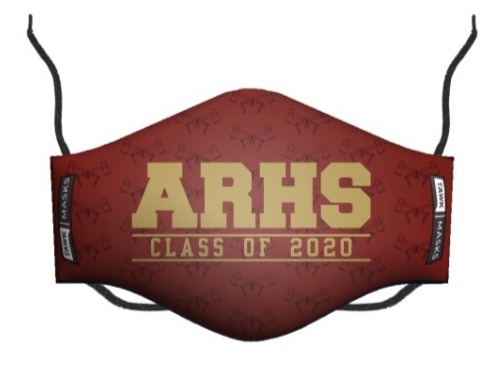 Post image for Fundraiser for ARHS Facemasks for graduating seniors