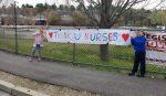 Thanking Nurses banner