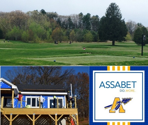Post image for Golf Club News: Course reopened for play; Assabet students thanked for work on Golf Clubhouse