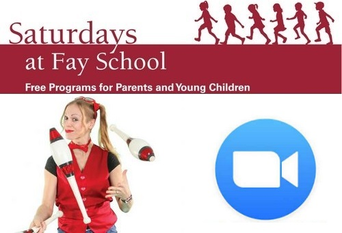"Post image for Register by 3pm for virtual ""Saturdays at Fay"" followed by school tour"