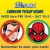 Hall of Comics curbside image