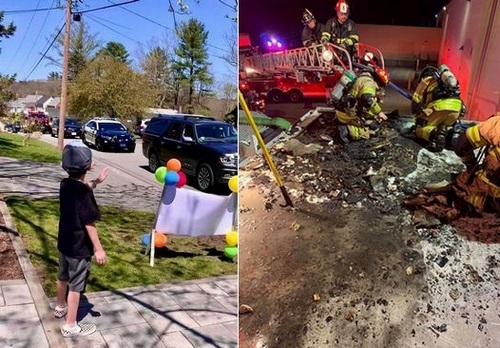 Post image for Public Safety updates: Arrests, fires, PPE donations, and more