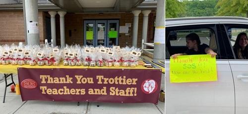 Post image for Trottier SOS thanks teachers