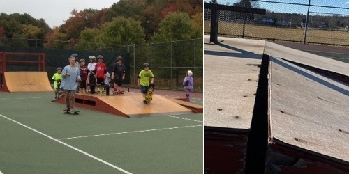 Post image for Why Southborough is disposing of the skate park
