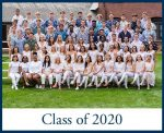 St Mark's Class of 2020
