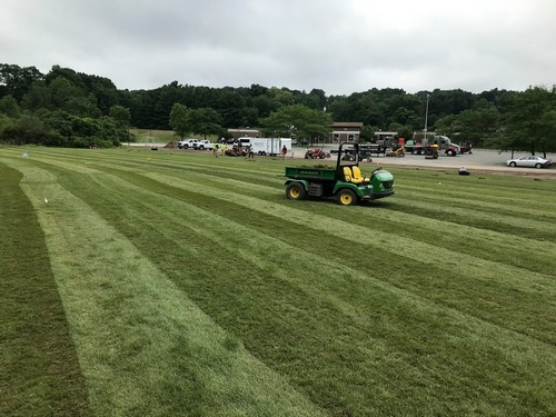 Post image for Rec Update: Depietri Field done but off limits, playground reopenings, cancellation of concerts and more (Updated)
