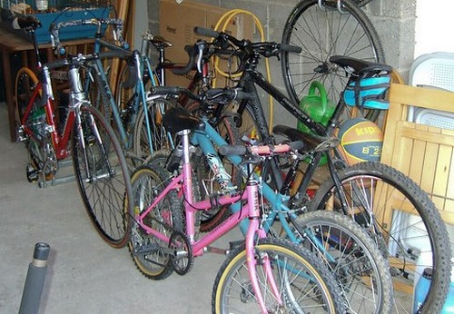 Post image for Recycle a Bicycle – August 22nd