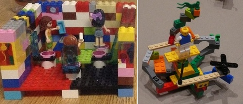 Post image for Virtual Lego Club – Wednesday afternoons
