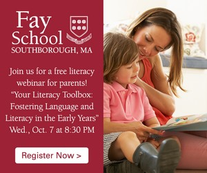 Fay School - Join us for a free literacy webinar for parents