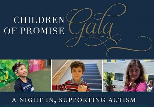 Post image for Children of Promise Gala: A Night In, Supporting Autism