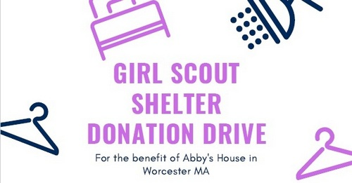 Post image for Collection drive for Abby's House