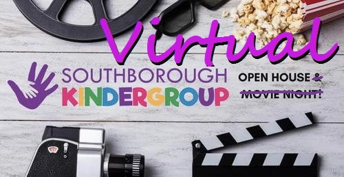 Post image for Kindergroup Open House moving to 8pm virtual info night (movie postponed)