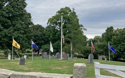 Post image for Why flags are at half staff: September 11, 2020
