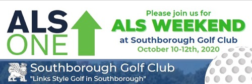 Post image for ALS Weekend: Saturday through Monday at the Southborough Golf Club