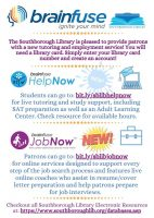 Brainfuse flyer