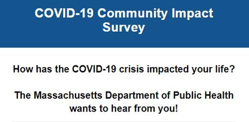 Post image for Covid-19 Community Impact Survey