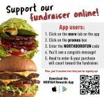 NSMA Mooyah fundraiser app instructions