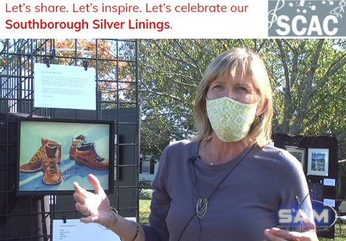 Post image for Silver Lining Expressions exhibit joins Fall Fun at the Farm this Sunday