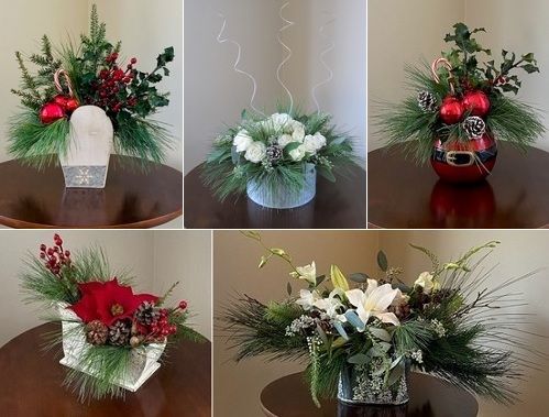 Post image for Order your Southborough Gardeners' Table Arrangements <em>(wreaths are sold out)</em>