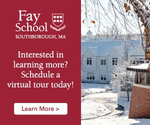 Fay School - Interested in Learning More? Schedule a virtual tour today