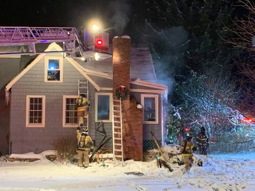 Post image for Public Safety Update: House fire, accidents, covid safey measures, police logs, and more