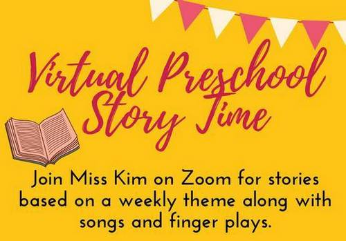 Post image for Library adding interactive zoom story times for preschoolers