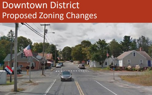 Post image for Downtown Initiative update: Selectmen holding forum Feb 16 on proposed zoning changes