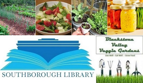 "Post image for ""Dig in"" to more gardening this spring through the Library's ongoing series"