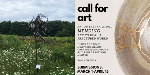 Post image for Art on the Trails: Submit proposals by April 15th