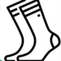 Thumbnail image for ARHS Student Council holding sock collection drive for Catie's Closet