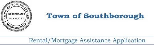 Post image for Town again offering Rent and Mortgage Assistance