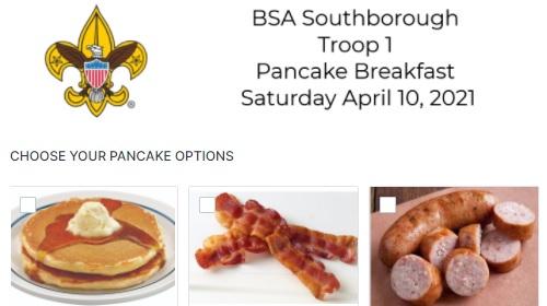 "Post image for Pre-order your ""Troop 1 Pancake Breakfast"""