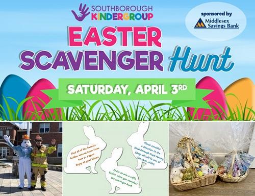 Post image for Reminder – Easter Hunt & Bunny visit Saturday
