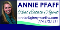 Annie Pfaff - Real Estate Agent