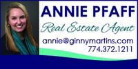 Annie Pfaff - Real Estate Agent