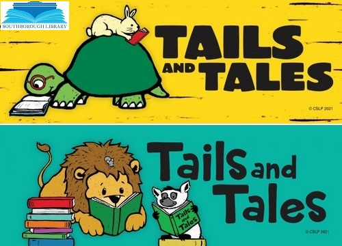 """Post image for Summer Reading """"Tails and Tales"""""""