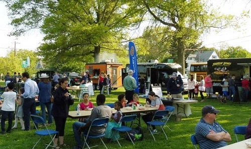 Post image for Sponsors sought for Rotary's Food Truck Festival this fall