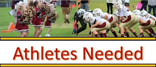 Post image for Sign up for Jr T-Hawks Football & Cheer; practice starts week of August 2nd