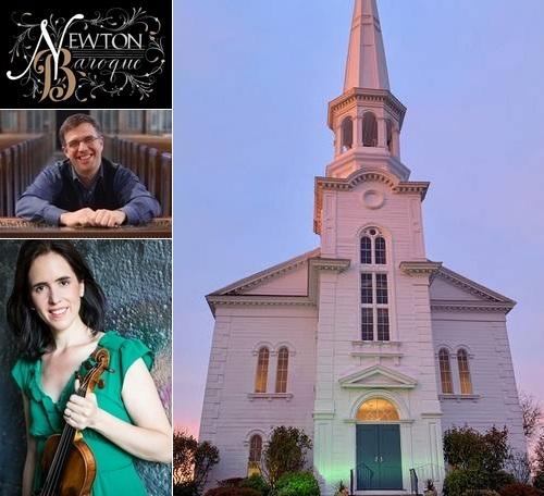 Post image for Newton Baroque concert at Pilgrim on Saturday