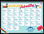 August Adventures Highland St