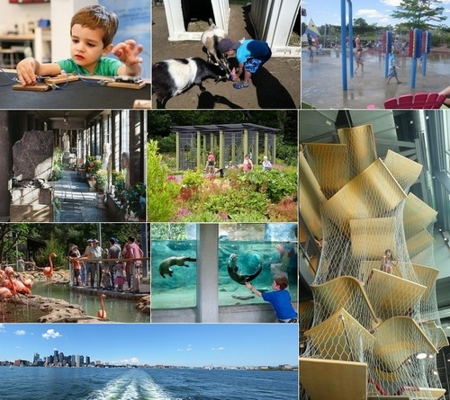 """Post image for Great venues: Library passes to museums and parks;  Free """"August Adventures"""""""