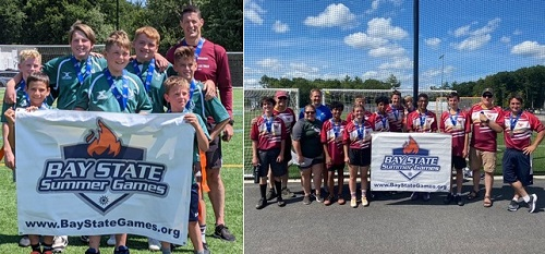Post image for Eagles Rugby earned silver medals at Bay State Games